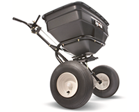 Push Broadcast Spreader :: ATV :: Quad Accessories