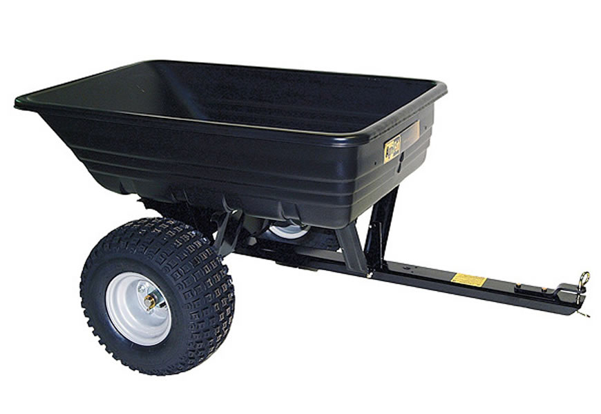 ATV Poly Explorer Dump Cart